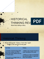historical inquiry concepts pecha kucha review document
