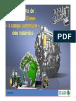 2 Découverte de l'Injection Diesel à Rampe Commune Des Matériels