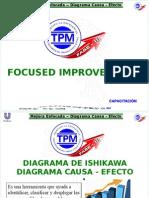 Mejora Enfocada - Diagrama Causa Y Efecto