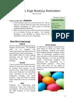 foothillhighmonthlynewsletter-april2015