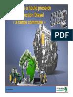 4 Les Pompes à Haute Pression de l'Injection Diesel à Rampe Commune Des Matériels