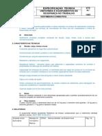 Espec. COPEL 1.083_ Vestimenta Condutiva_R4_2014