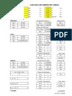 Excel de Capacidad Portante