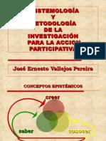Epistemología y Metodología