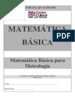 Apostila Matemática Básica 2011 2012