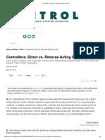 Controllers_ Direct vs.pdf