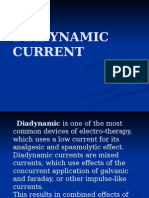 Diadynamic Current