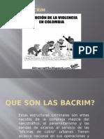 Las Bacrim