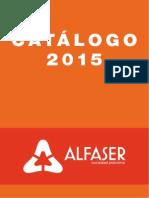 Alfaser Catalogo 2015