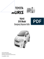 Auris 2010 Electric System