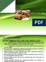 Tehnologia Fabricarii Biscuitilor Crackers