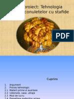 Cornulete Cu Stafide