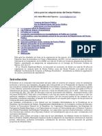 Guia Practica Adquisiciones Del Sector Publico
