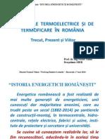 Centrale Termoelectrice Si de Termoficare in Romania