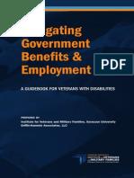 Navigating Government Benefits &Employment Benefits-Guidebook