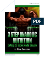 3 Step Nutrition