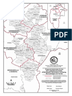Proposed new electorates for ACT