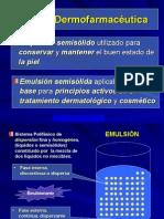 Crema Dermofarmacéutica