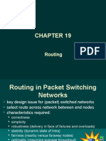 CH 19 -routing(1)