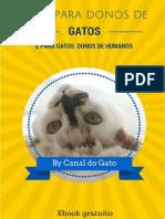 E Book Gratuito Do Canal Do Gato