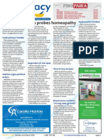 Pharmacy Daily for Tue 31 Mar 2015 - FDA probes homeopathy, Rural HCP chronic conflict, Ibuprofen CV risk data, Teva to acquire Auspex and much more