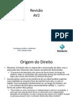Sjj Revisão Av2