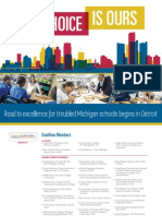 Coalition Report on Detroit Schools