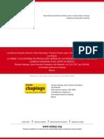 La Cabra y Los Sistemas de Producción Caprina de Los Pequeños Productores de La Comarca Lagunera, En