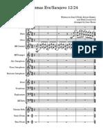 Carol Orchesta - Partitura Completa