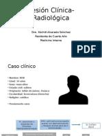 Sesión Clínica-Radiológica Raymundo