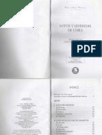 Mitos y Leyendas de Chile - Floridor Perez