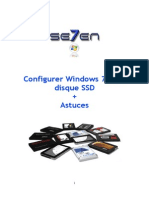 Configurer Windows 7 Pour Disque SSD