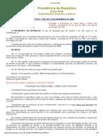 Decreto Nº 7030 Promulga a Convenção de Viena de 1969