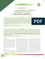 Definisi Etiopatogenesis Dan Diagnosis Kardiomiopati Peripartum