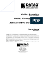 Windaq Software