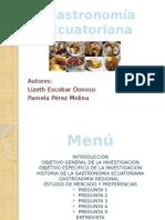 Gastronomia ecuatoriana 1