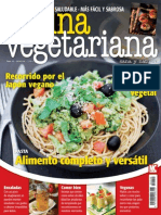 Marzo 2014 Cocina Vegetariana