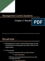 Management information Sistem (Result Control)
