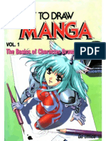 More How to Draw Manga Vol. 1 -The Basics of Character Drawing