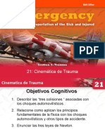 21 Cinematica de Trauma