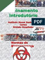 Treinamento Introdutório INSC