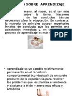 Teorias Del Aprendizaje y Enfoques Psicopedagogicos.1