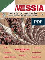 Migrantes na costura em São Paulo