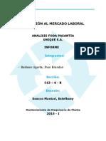 Foda Induccion Al Mercado Laboral