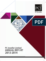 PCJ Financials Annual Report FY 2014