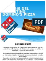 Trabajo Marketing Domino's Pizza