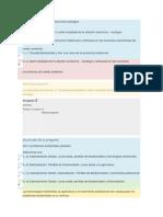 Desarrollo Sostenible Quiz Revision