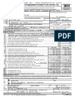 IRS Form 990, FY 2014
