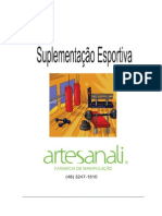 Suplementação Esportiva 000102302