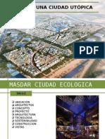 Masdar- Ciudad Ecologica